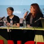 """Direktorka Namics-a Catherine F. Simon i Milica Pićurić, korporativni kouč govorile su o efektivnom upravljanju vremenom"""",."""